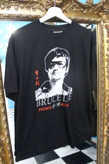 BRUCE LEE HONG KONG T-SHIRT(ブルース・リー Tシャツ)