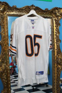 <img class='new_mark_img1' src='//img.shop-pro.jp/img/new/icons20.gif' style='border:none;display:inline;margin:0px;padding:0px;width:auto;' />NFL FOOTBALL CHICAGO BEARS HEERY JERSEY(アメフト ジャージ)