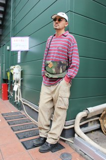 <img class='new_mark_img1' src='//img.shop-pro.jp/img/new/icons20.gif' style='border:none;display:inline;margin:0px;padding:0px;width:auto;' />COLUMBIA CORDUROY CARGO PANTS(コロンビア コーデュロイ パンツ)