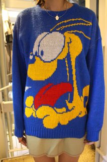 <img class='new_mark_img1' src='//img.shop-pro.jp/img/new/icons20.gif' style='border:none;display:inline;margin:0px;padding:0px;width:auto;' />LADIES MAD DOG! SWEATER(マッド ドッグ セーター)