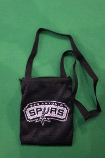 NBA SAN ANTONIO SPUAS POUCH(スパーズ ポーチ)