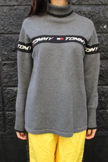 TOMMY HILFIGER TURTLE NECK SWEATER(トミー タートルネック セーター)