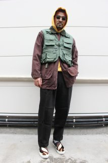 <img class='new_mark_img1' src='https://img.shop-pro.jp/img/new/icons20.gif' style='border:none;display:inline;margin:0px;padding:0px;width:auto;' />LADIES LL BEAN COTTON COVERALL(LLビーン コットン カバーオール)