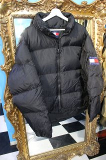 TOMMY HILFIGER BOOTLEG DOWN JACKET(トミー ダウンジャケット)