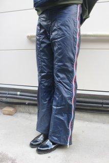 LADIES BOOT-CUT NYLON PANTS(ブーツカット ナイロン パンツ)