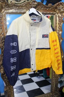 BOOTLEG TOMMY HILFIGER WIND BREAKER(トミー ナイロン ウインド ブレーカー)