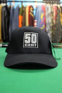 50 CENT ROCK THE MIC FEST CAP(50セント ロック ザ マイク フェスト キャップ)