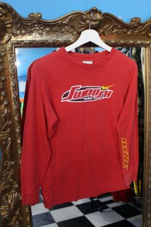 LADIES NIKE SWOOSH LOGO L/S T-SHIRT(ナイキ ロゴ 長袖 Tシャツ)