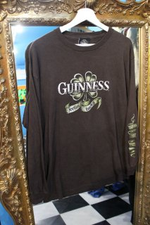 GUINNESS OFFICIAL L/S T-SHIRT(ギネス ビール ロンT)