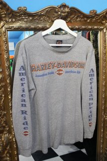 HARLEY DAVIDSON L/S THERMAL(ハーレー 長袖 サーマル)