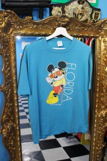 MICKEY MOUSE FLORIDA T-SHIRT(ミッキー マウス Tシャツ)