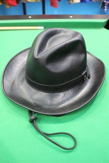 LEATHER WESTERN HAT(レザー ウエスタン ハット)