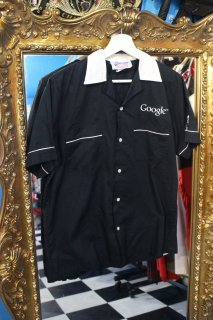 GOOGLE BOWLING S/S SHIRT(グーグル ボーリング シャツ)