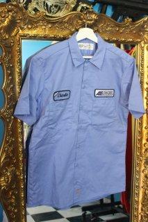 A&E FACTORY SERVICE S/S WORK SHIRT(A&E ファクトリー サービス ワーク シャツ)