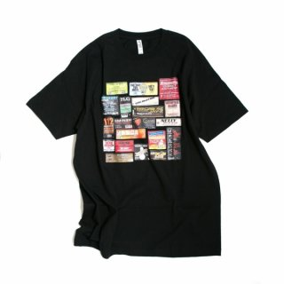 THROWBACK CLUB BANGERS T-SHIRTS(スローバック クラブ・バンガーズ Tシャツ)