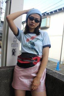 LADIES AIR FORCE TRIM T-SHIRT(エアー・フォース トリム Tシャツ)