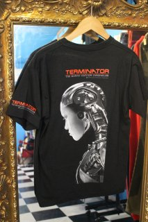 <img class='new_mark_img1' src='//img.shop-pro.jp/img/new/icons20.gif' style='border:none;display:inline;margin:0px;padding:0px;width:auto;' />TV DRAMA TERMINATOR T-SHIRT(テレビ ドラマ ターミネーター Tシャツ)