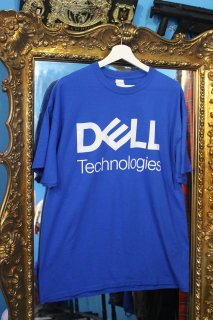 <img class='new_mark_img1' src='//img.shop-pro.jp/img/new/icons20.gif' style='border:none;display:inline;margin:0px;padding:0px;width:auto;' />DELL TECHNOLOGIES LOGO T-SHIRT(デル ロゴ Tシャツ)