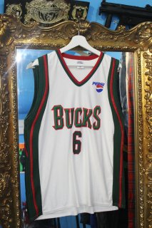 NBA MILWAUKEE BUCKS PEPSI BASKETBALL JERSEY(バックス ペプシ バスケ ジャージ)