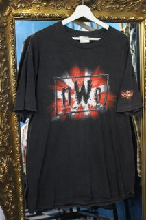 N.W.O(NEW WORLD ORDER) T-SHIRT(NWO Tシャツ)