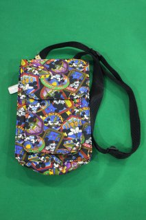MICKEY&MINNIE MOUSE WORLD TRIP POUCH(ミッキー&ミニー ポーチ)