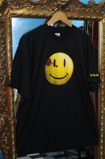 WATCHMEN SMILEY MOVIE T-SHIRT(ウォッチメン Tシャツ)