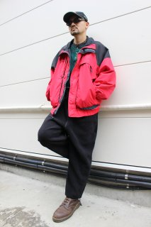 COLUMBIA COLOR MOUNTAIN JACKET RED/BLACK(コロンビア マウンテン ジャケット)