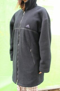 <img class='new_mark_img1' src='//img.shop-pro.jp/img/new/icons20.gif' style='border:none;display:inline;margin:0px;padding:0px;width:auto;' />ADIDAS FLEECE BENCH COAT(アディダス フリース ベンチ コート)