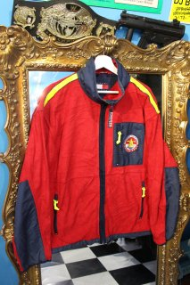 TOMMY HILFIGER SAILING GEAR FULL ZIP FLEECE TOPS(トミー フルジップ フリース)