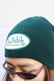 <img class='new_mark_img1' src='https://img.shop-pro.jp/img/new/icons38.gif' style='border:none;display:inline;margin:0px;padding:0px;width:auto;' />VON DUTCH BEENIE(ボン ダッチ ビーニー キャップ)