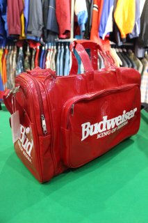 <img class='new_mark_img1' src='//img.shop-pro.jp/img/new/icons38.gif' style='border:none;display:inline;margin:0px;padding:0px;width:auto;' />BUDWEISER ENAMEL BOSTON BAG(バドワイザー エナメル ボストン バッグ)