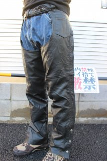 MOTOR RACING LEATHER COVER PANTS(レーシング レザー カバー パンツ)