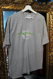 MONEYBALL OFFICIAL MOVIE T-SHIRT(マネー・ボール オフィシャル Tシャツ)