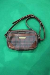 POLO RALPH LAUREN CHECK POUCH (ポロ ラルフ チェック ポーチ)