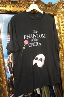 THE PHANTOM OF THE OPERA T-SHIRT(オペラ座の怪人 Tシャツ)