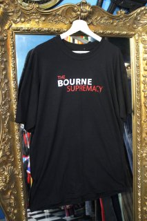 THE BOURNE SUPREMACY OFFICIAL T-SHIRT(ボーン・スプレマシー Tシャツ)