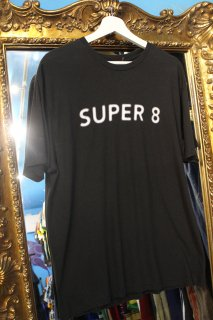 SUPER 8 OFFICIAL T-SHIRT(スーパー8 Tシャツ)