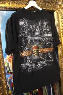 PIRATES OF THE CARIBBEAN T-SHIRT(パイレーツ・オブ・カリビアン Tシャツ)
