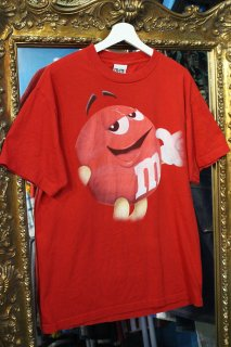 M&M's OFFICIAL T-SHIRT(M&M's オフィシャル Tシャツ)