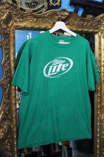 <img class='new_mark_img1' src='//img.shop-pro.jp/img/new/icons20.gif' style='border:none;display:inline;margin:0px;padding:0px;width:auto;' />MILLER LITE LOGO T-SHIRT(ミラー・ライト ロゴ Tシャツ)
