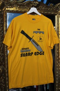 SHARP EDGE T-SHIRT(ナイフ Tシャツ)