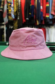<img class='new_mark_img1' src='https://img.shop-pro.jp/img/new/icons20.gif' style='border:none;display:inline;margin:0px;padding:0px;width:auto;' />FUBU COLOR BUCKET HAT PK(フブ カラー バケットハット)