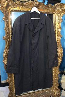 <img class='new_mark_img1' src='//img.shop-pro.jp/img/new/icons20.gif' style='border:none;display:inline;margin:0px;padding:0px;width:auto;' />LONDON FOG CONVERTIBLE COLLAR COAT BK(ロンドン・フォグ ステンカラー コート)
