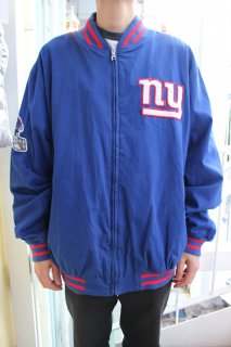 <img class='new_mark_img1' src='//img.shop-pro.jp/img/new/icons20.gif' style='border:none;display:inline;margin:0px;padding:0px;width:auto;' />NFL NEW YORK GIANTS REVERSIBLE STADIUM JACKET(ニューヨーク・ジャイアンツ リバーシブル  スタジャン)