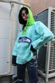 REMAKE HOCKEY MEXICAN PARKA PHILADELPHIA EAGLES(リメイク ホッケー メキシカン パーカー)