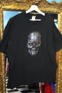 TERMINATOR SALVATION OFFICIAL T-SHIRT(ターミネーター4 Tシャツ)