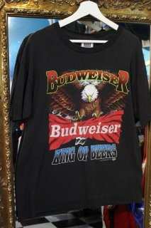 BUDWEISER KING OF BEERS T-SHIRT(バドワイザー Tシャツ)