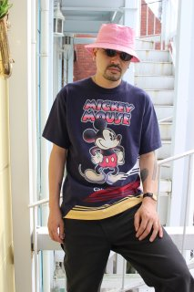 REMAKE PATCHWORK T-SHIRT(MICKEY)