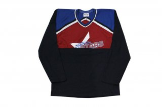 REMAKE HOCKEY L/S TEE(ALL STAR)