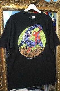 1993 Spider-Man VS Venom T-shirt (スパイダーマン VS ヴェノム Tシャツ)